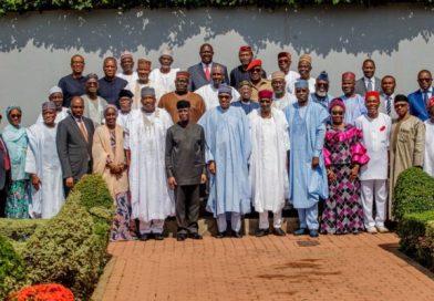 Buhari: Why I didn't sack my ministers