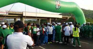 CDS Organises Third Edition of Half Marathon Championship to Solidify Existing Relationship Among Military, Security Agencies.