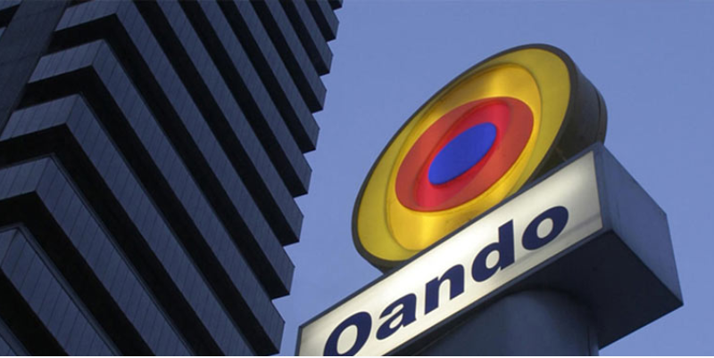Oando suffers share price drop after SEC action