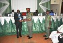 BURATAI CONFERS WITH FELLOW WILDLIFE SOCIETY OF NIGERIA AWARD