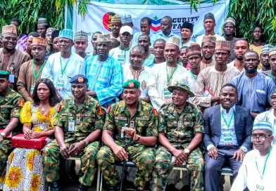Civil Military Relations: Nigerian Army partners Security Affairs to Sensitize Kano Civil Populace on the Use of Social Media.