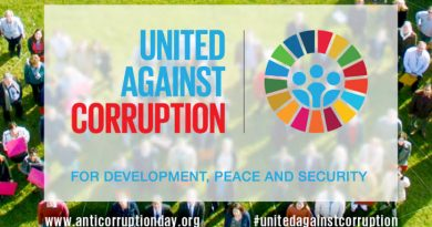 International Anti-Corruption Day Blog: Nigeria – the Pain and the Shame….