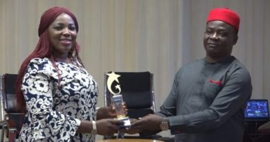 Omueza, NAN staff bags award for championing disability issues